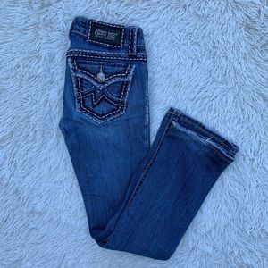 MISS ME IRENE BOOT BOOTCUT JEANS
